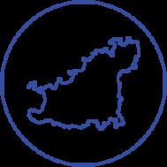 Guernsey-Button-Blue
